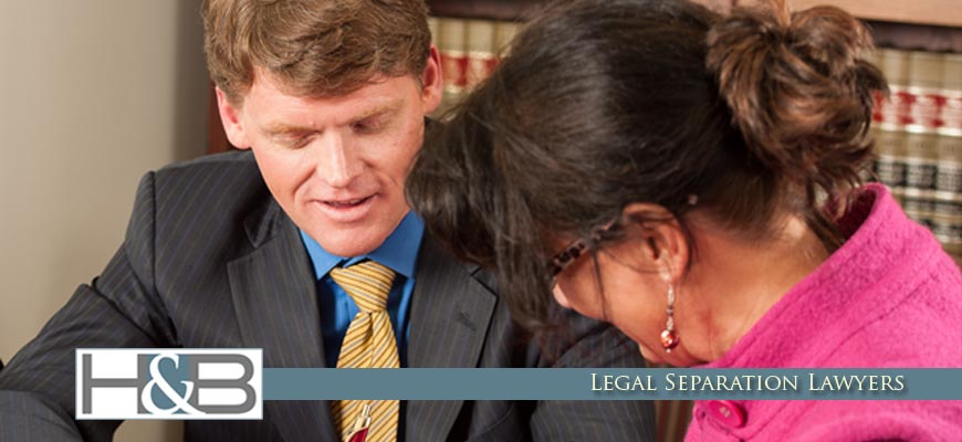 Chicago Legal Separation Lawyers