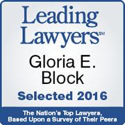 Block_Gloria_2016_Leading Lawyers