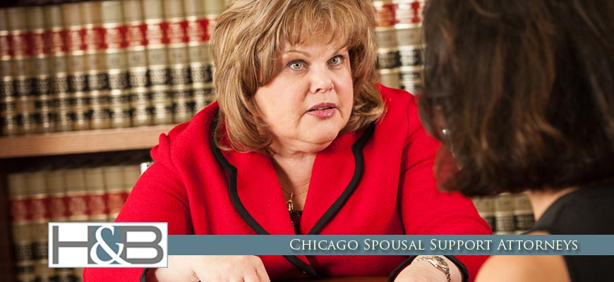 Chicago Alimony Spousal Support Attorneys