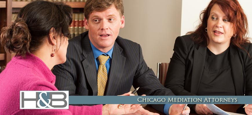 Chicago Divorce Mediation Attorneys