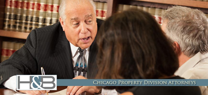Chicago Property Division Attorneys