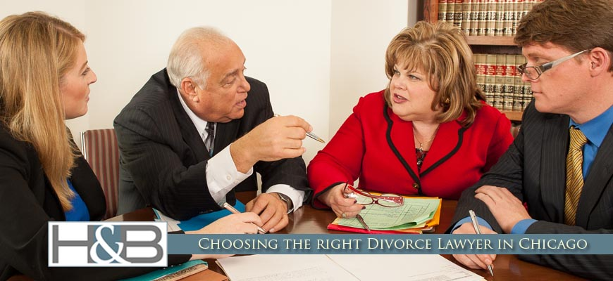 Divorce Lawyers in Chicago