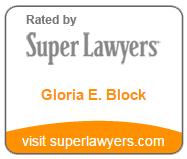 gloria-block-super-lawyers-badge