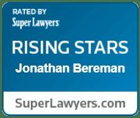 JB Rising Star Super Lawyers